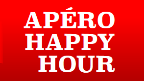 Happy Hour – Place des Grottes – 6 April 2017