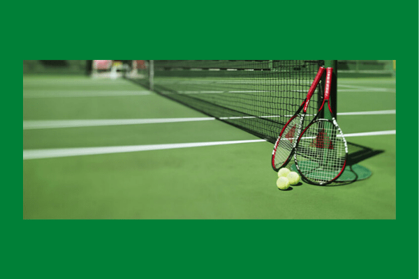 Friendly tennis tournament on September 27