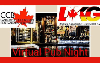 Virtual Canadian Pub Night
