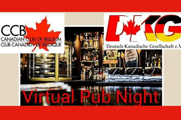 VIRTUAL CANADIAN PUB NIGHT # 7