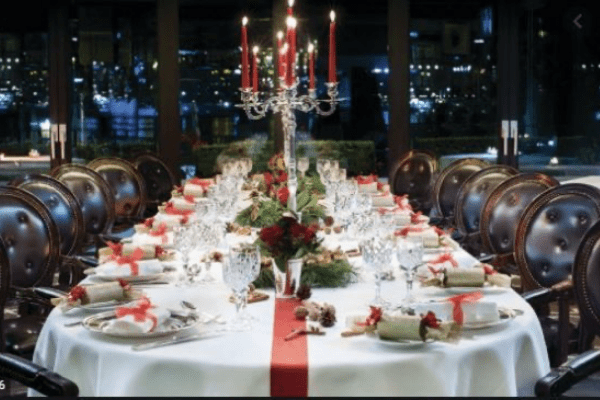 ANNUAL HOLIDAY DINNER – CANADIAN – SWISS CHAMBER OF COMMERCE